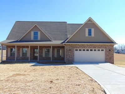 Baxter Single Family Home For Sale: 7208 Coleman Circle