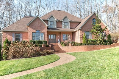 Cookeville Single Family Home For Sale: 459 Hampton Circle