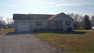Cookeville Single Family Home For Sale: 4528 Windsong Dr.