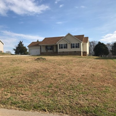 Cookeville TN Single Family Home For Sale: $183,480