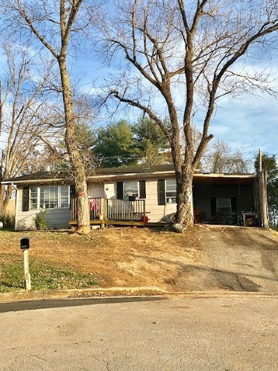 Cookeville Single Family Home For Sale: 318 Sycamore Street