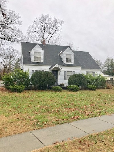 Cookeville TN Single Family Home For Sale: $125,000