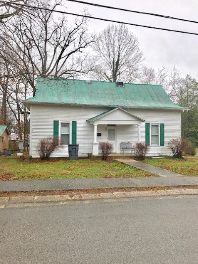Cookeville Single Family Home For Sale: 605 Dixie Ave
