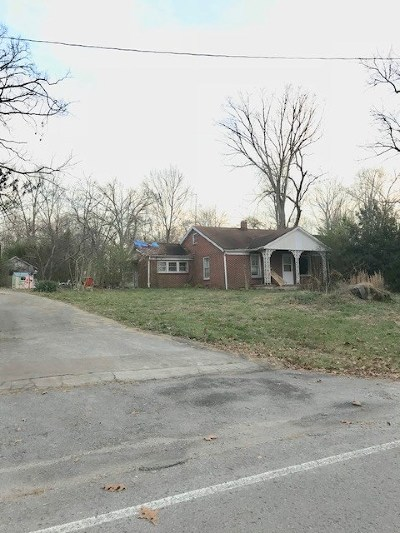 Cookeville Single Family Home For Sale: 2030 Shipley School Road