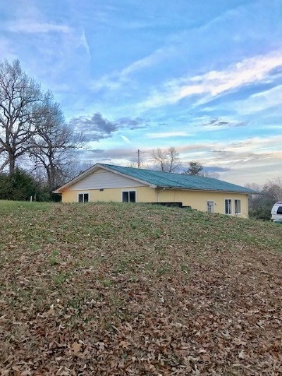 Cookeville Single Family Home For Sale: 2751 Shipley Church Rd