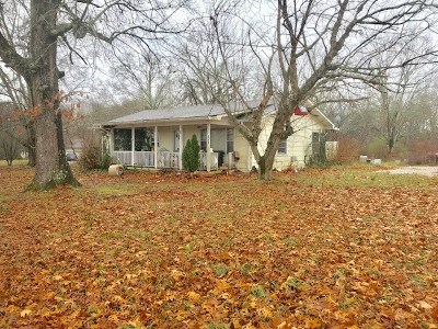 Cookeville Single Family Home For Sale: 3603 Bunker Hill
