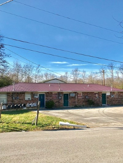 Cookeville Multi Family Home For Sale: 1630 Texas