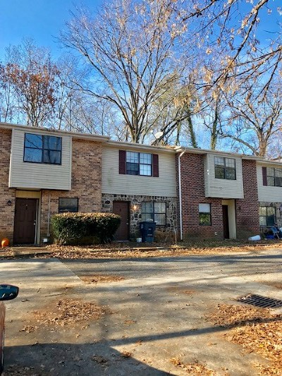 Cookeville Multi Family Home For Sale: 545 3rd St