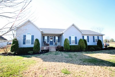 Sparta Single Family Home For Sale: 132 Choff Lane