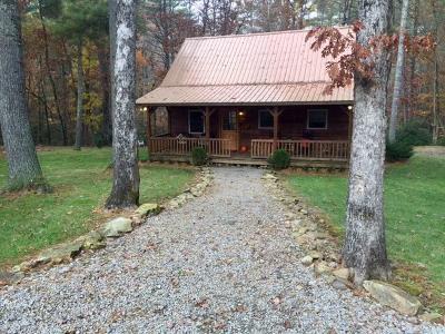 Crossville Single Family Home For Sale: 143 Usgiya Lane