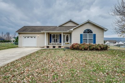 Cookeville Single Family Home For Sale: 3416 Wj Robinson Road
