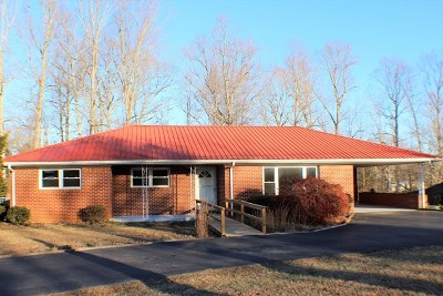 Cookeville Single Family Home For Sale: 2675 Broad St