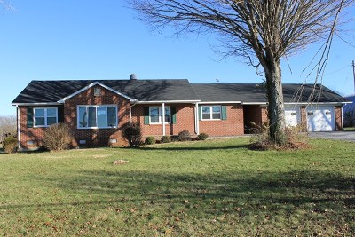 Crossville Single Family Home For Sale: 9044 Hwy 127