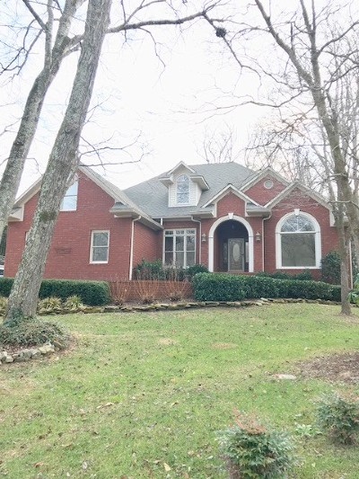Cookeville Single Family Home For Sale: 488 Hampton Ct
