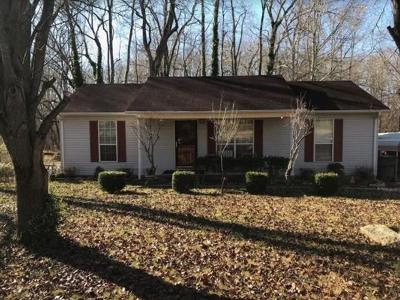 Cookeville TN Single Family Home For Sale: $85,929