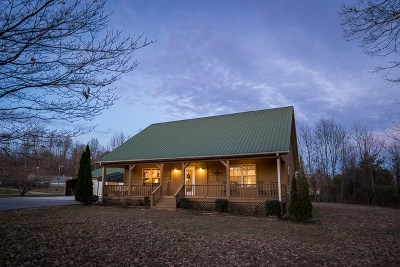Livingston Single Family Home For Sale: 126 Williams Ln