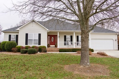 Cookeville Single Family Home For Sale: 3453 Brookstone Dr