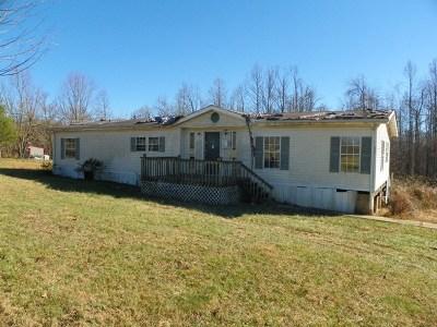 SPARTA Single Family Home For Sale: 277 Jordan Rd