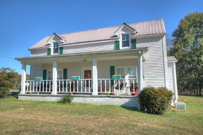Sparta Single Family Home For Sale: 6999 Old Kentucky Rd