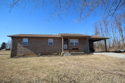 Crossville Single Family Home For Sale: 1029 Potato Farm Road