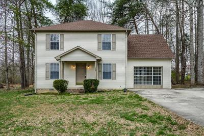 Cookeville TN Single Family Home For Sale: $159,929