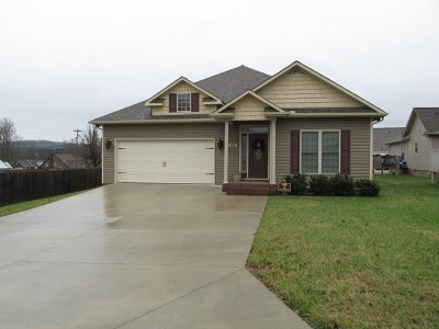 Cookeville TN Single Family Home For Sale: $219,000