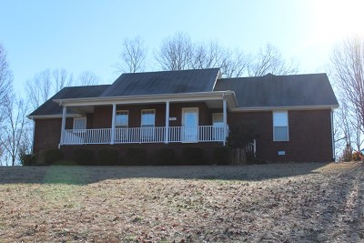 Cookeville Single Family Home For Sale: 921 Franklin Court