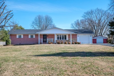 Cookeville Single Family Home For Sale: 168 Double Springs Rd