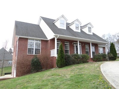 Cookeville TN Single Family Home For Sale: $285,000