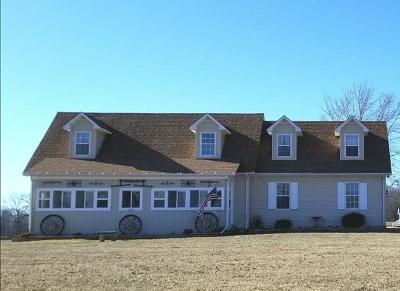 Cookeville Single Family Home For Sale: 1440 Clemmons Rd