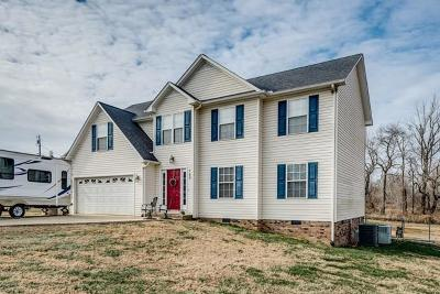 Baxter Single Family Home For Sale: 120 Prosperity Drive