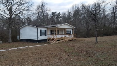 Crossville Single Family Home For Sale: 2735 Tabor Loop