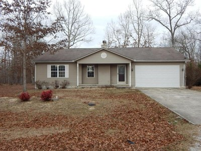 Crossville Single Family Home For Sale: 9145 Hondo Drive