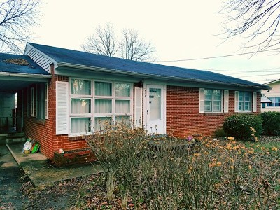 Cookeville TN Single Family Home For Sale: $83,000