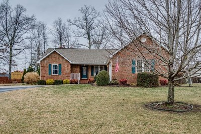Crossville Single Family Home For Sale: 145 Brookstone Dr