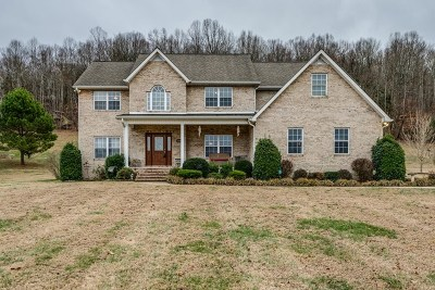 Cookeville TN Single Family Home For Sale: $365,000