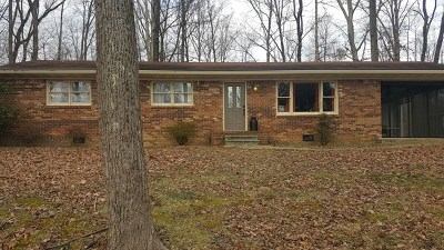 Cookeville TN Single Family Home For Sale: $127,450