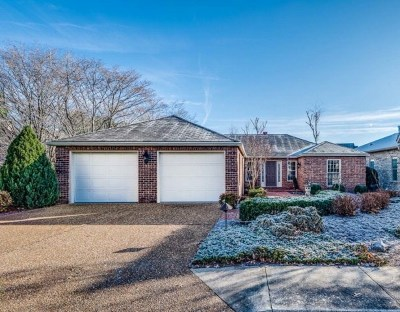 Cookeville Single Family Home For Sale: 1651 Country Club Place