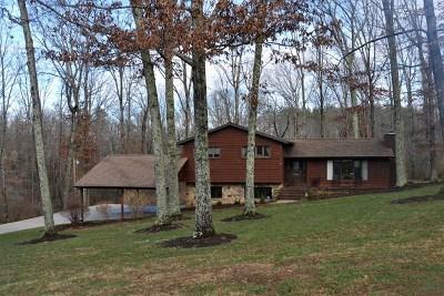 Crossville Single Family Home For Sale: 67 Dorton Road