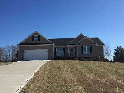Cookeville Single Family Home For Sale: 4769 Ellen Circle