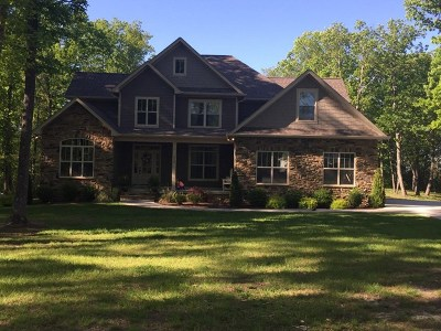 Cookeville Single Family Home For Sale: 1530 Overlook Circle