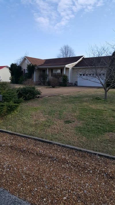 Cookeville Single Family Home For Sale: 407 Hillary Court