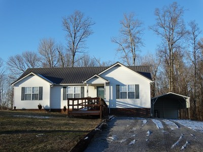 Cookeville Single Family Home For Sale: 5075 Swafford Road