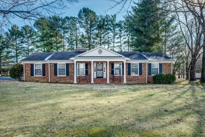 Cookeville Single Family Home For Sale: 1469 Barnes Drive