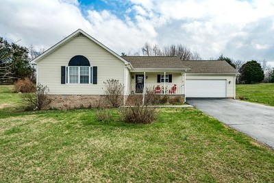 Cookeville Single Family Home For Sale: 4043 Elwin Drive
