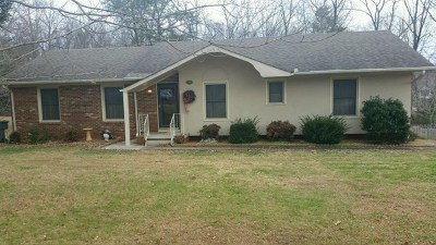 Cookeville Single Family Home For Sale: 716 Oak Dr