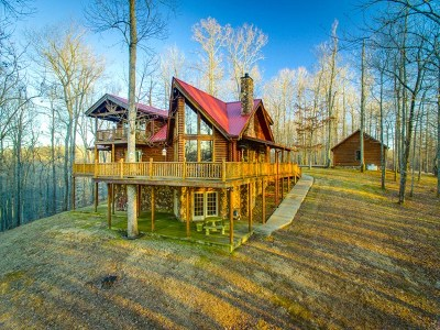 Sparta TN Single Family Home For Sale: $695,000