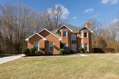 Cookeville Single Family Home For Sale: 1106 Country Club Ct.