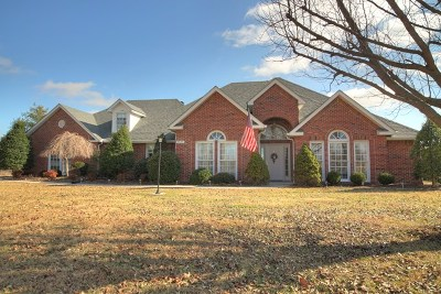 Cookeville Single Family Home For Sale: 3625 South Pointe Rd