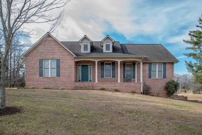 Cookeville Single Family Home For Sale: 590 Clear Valley Rd